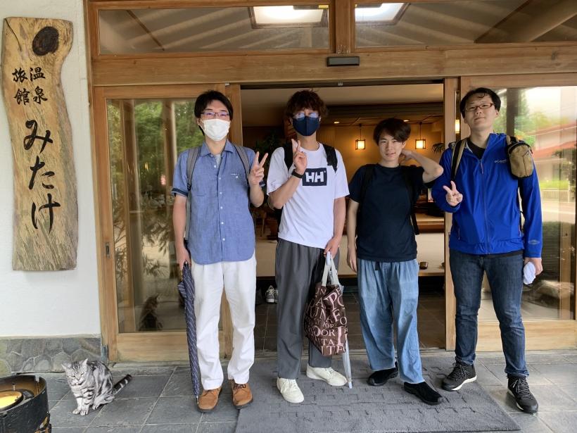 エルマノ男子旅行2020in箱根|BLOG